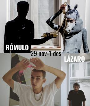 RÓMULO // LÁZARO