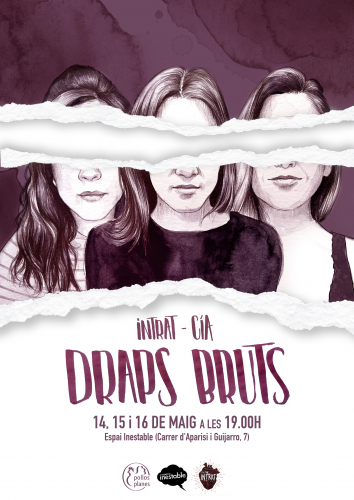 DRAPS BRUTS